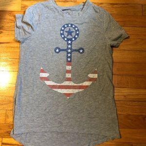Lol vintage anchor shirt